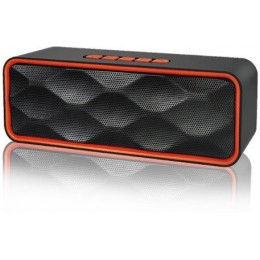 MEGA BASS Bluetooth стерео колонка SC-211 с USB, FM