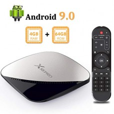 Смарт ТВ приставка smart tv box X88 Pro (4/64 Gb) Android 9.0