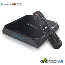 SMART TV приставка tv box - X96 Max Plus 2/64 Gb